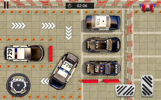 Police Car Parking Adventure 3D APK 2 5 1 - download free apk from