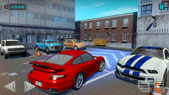 Car Driving Games >> Car Parking 3d Simulator 2019 Free Driving Game Apk 1 7