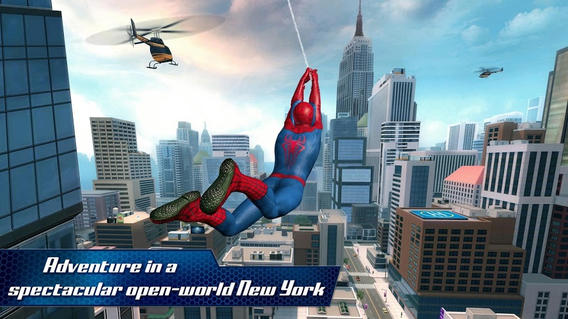 The Amazing Spider Man 2 Low Spec Patch Download