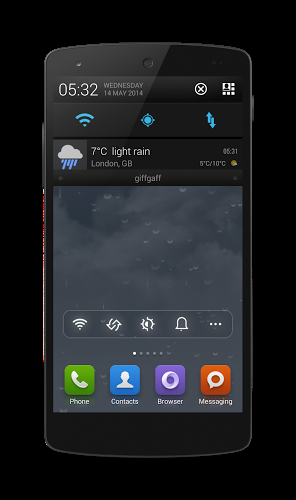 3D Parallax Weather APK 1 6 - download free apk from APKSum