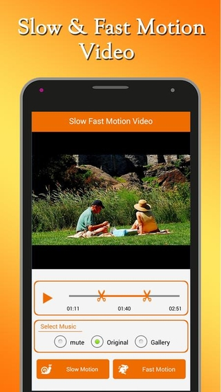 Slow Fast Motion Video APK 1 15 - download free apk from APKSum