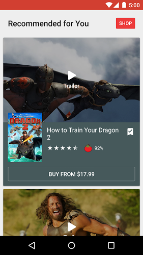 Google Play Movies 4.4.43.4 apk screenshot