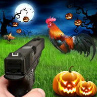 Frenzy Chicken Shooter 3D: Shooting Games with Gun APK