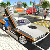 Muscle Car Simulator APK
