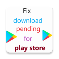 Fix download pending for play store APK