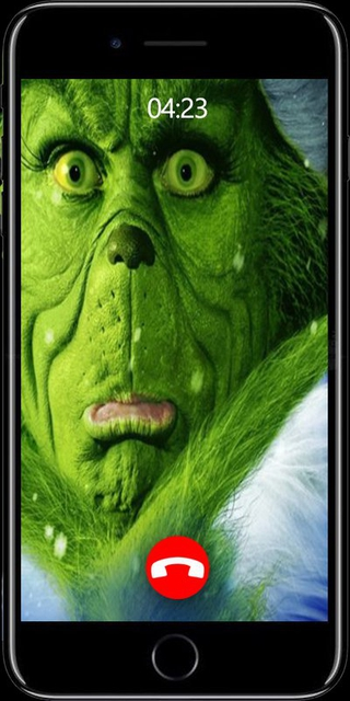 Call From The Grinch 1.0.1 apk screenshot