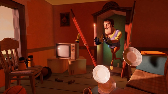 Hello Neighbor Apk Mod Obb 1 0 Download Free Apk From Apksum