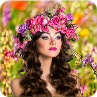 Flower Crown Photo Editor APK