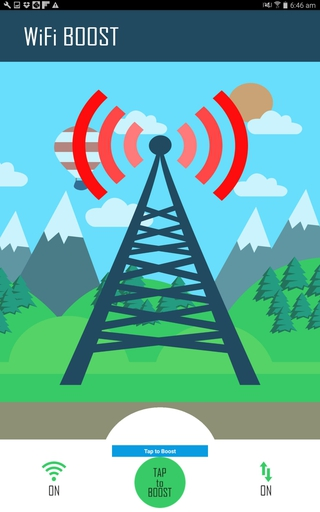 Network Signal WIFI Boosting APK 3 0 - download free apk