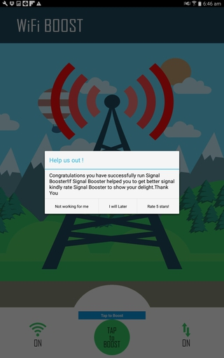 Network Signal WIFI Boosting APK 3 0 - download free apk from APKSum