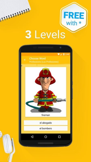 Spanish Fun Easy Learn APK 5 7 1 - download free apk from APKSum