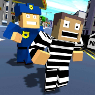 The Russian Blocky Police APK