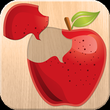 Food puzzle for kids APK