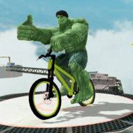 Superhero BMX Racing 2018 APK