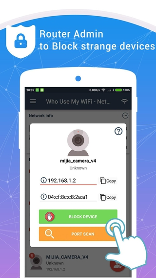 Who Use My WiFi - Network Scanner APK 1 6 0 - download free