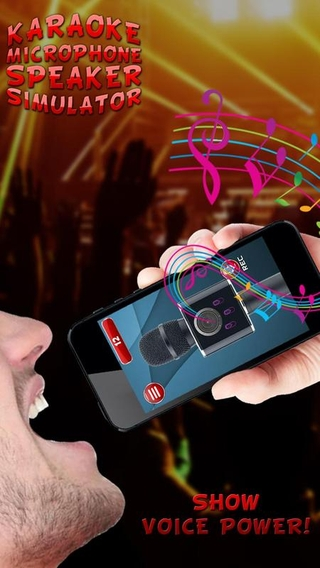 Karaoke Microphone Speaker Simulator APK 2 1 - download free