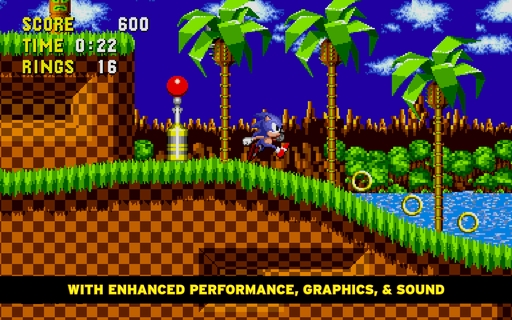 Sonic 1 APK 2 1 1 - download free apk from APKSum