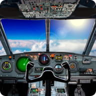 Airplane cabin simulator APK