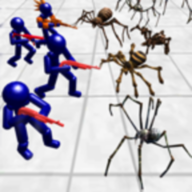 Stickman Spiders Battle Simulator APK
