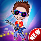 Christmas BandParty Clicker Pop Star Dance Game APK