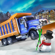 Snow Driver: Winter Ski Park APK