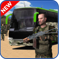 Offroad Army Bus Driver: Soldier Transport Jobs APK