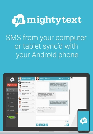 MightyText APK 15 10 - download free apk from APKSum