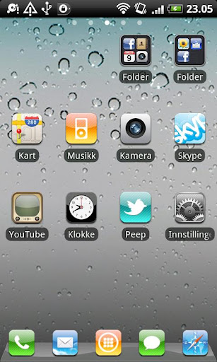 iOS Theme GO Launcher EX APK 4 3 - download free apk from APKSum