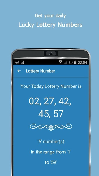 Today Lucky Number APK 8 5 - download free apk from APKSum