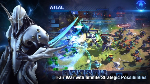 Free Download Art of War: Red Tides iPA for iOS, iphone