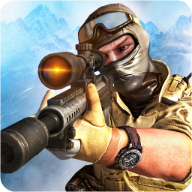 Mountain Sniper 3D Combat Shooting Criminal Attack APK