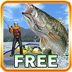 Bass Fishing 3D on the Boat Free APK