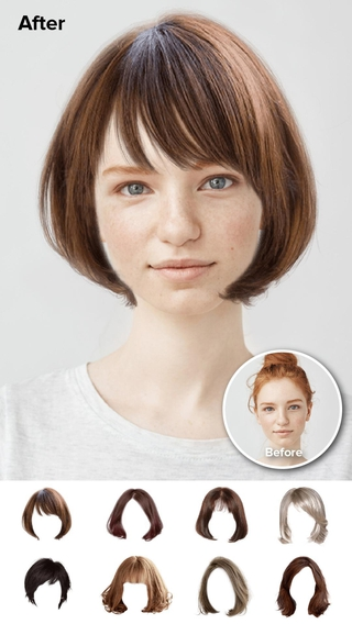 Hair Try On Apk 1 1 0 Download Free Apk From Apksum