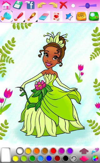 Princess Coloring Game APK 1.22 - download free apk from ...