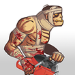 Zombie Warrior Man APK