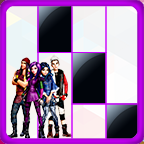 Descendants 2 Piano Tiles APK