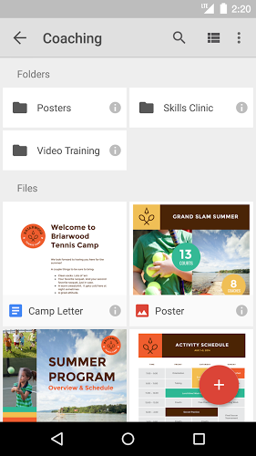 google drive apk free download for android