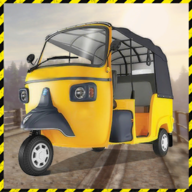 Indian Auto Rickshaw Driving APK