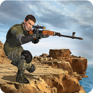 New Sniper Border Army War APK