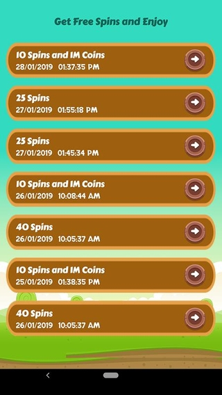 Spins and Coins APK 1 0 4 - download free apk from APKSum