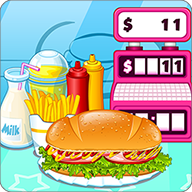 Go Fast Cooking Sandwiches APK