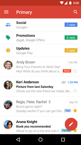 Gmail 7.9.24.172525262.release apk screenshot