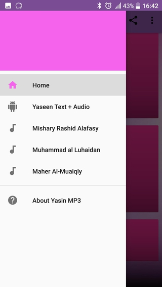 Yasin MP3 APK 1 2 - download free apk from APKSum