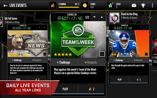Madden Mobile APK 6 0 3 - download free apk from APKSum