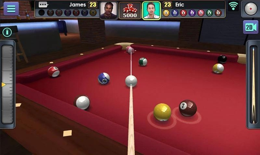download game pool billiard pro mod apk