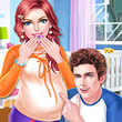 Parents-to-be! Celebrity Couple Salon APK
