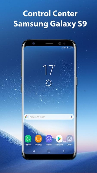 S9 Launcher APK 1 4 1 - download free apk from APKSum