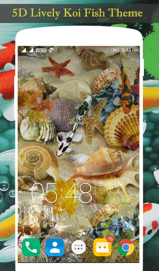Koi Live Wallpaper Apk 103 Download Free Apk From Apksum