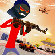 StickMan Gangster Crime Mafia Fight APK