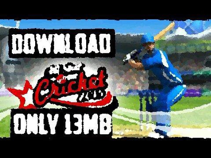 all star cricket game free download